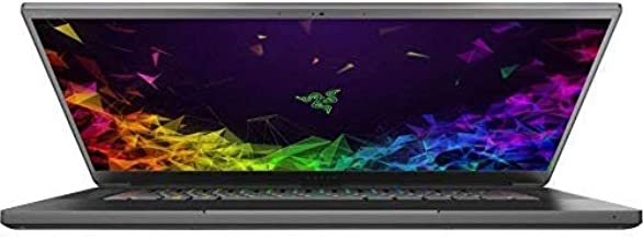 "Razer Blade 15: World's Smallest 15.6"" Gaming Laptop - 144Hz Full HD Thin Bezel - 8th Gen Intel Core i7-8750H 6 Core - NVIDIA GeForce GTX 1070 Max-Q - 16GB RAM - 512GB SSD - Windows 10 - Mercury"