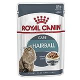 Royal Canin Comida para Gatos Hairball Care, 12 x 85 g