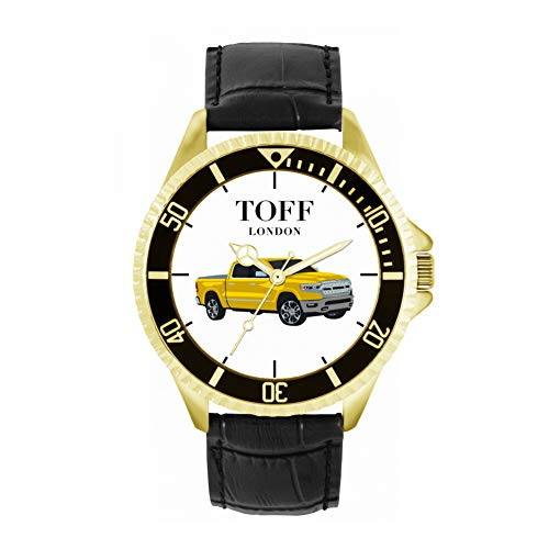Toff London Reloj Pickup Amarillo TLWL-3030