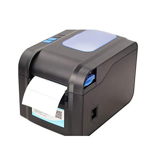 DZSF Récepteur Thermique d'imprimante d'étiquette de Code d'étiquette ou imprimante de Label dépilant Automatique Le Code QR