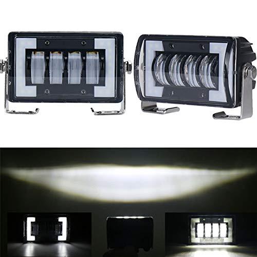 C-Funn werklamp voor auto, waterdicht, off-road-lamp, boot, accessoires, LED, bar, vrachtwagen, SUV, mistlampen