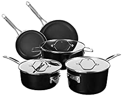 Gotham Steel Stackable Pots and Pans
