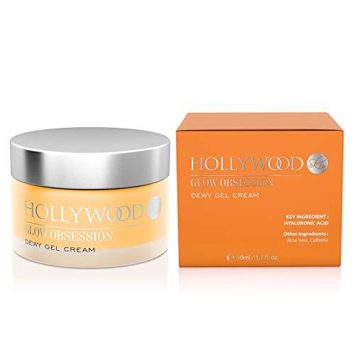 Crème épaisse Glow Obsession   Hydratant 72h à l'acide hyaluronique pour les peaux fades et sèches