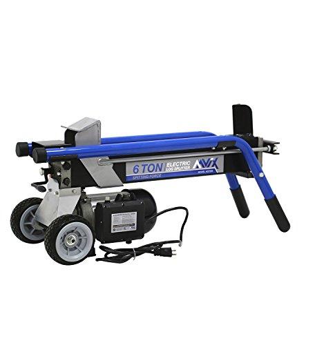 AAVIX AGT306 Electric Log Splitter, 6 Tons