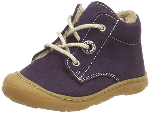 RICOSTA Baby Mädchen CORANY Sneaker, Rot (BlackBerry 389), 23 EU