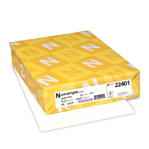 Neenah Atrobrights Colored Cardstock, 8.5
