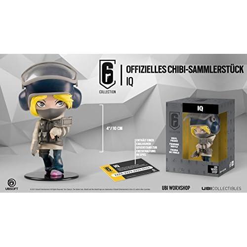 Ubisoft Six Collection Merch IQ Chibi Figurine - PlayStation 4