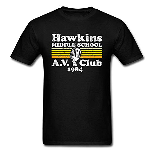 Vintage Stranger Things Hawkins High School T-Shirts Eleven
