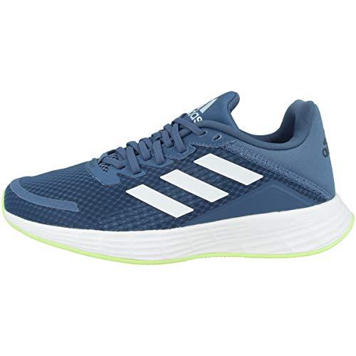 adidas Duramo SL, Zapatillas de Running Mujer, AZUTRI/FTWBLA/AZUHAL, 36 2/3 EU