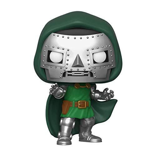 Funko- Pop Marvel: Fantastic Four-Doctor Doom Collectible Toy, Multicolor (44991)