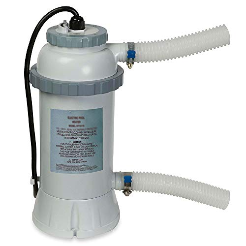 Intex 28684 - Calentador eléctrico para piscinas de hasta 457 cm