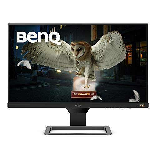 BenQ EW2480 24-inch 1080p Eye-Care IPS LED Monitor 75Hz, HDRi, HDMI, Speakers, Black (Personal Computers)