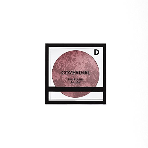 COVERGIRL truBlend Baked Powder Blush Deep Mauve, .1 oz (packaging may vary)