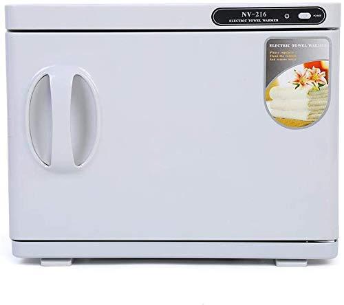 2-en-1 Toalla Esterilizador Calentamiento UV Gabinete de esterilización Desinfección ultravioleta para belleza Peluquería Spa Uso