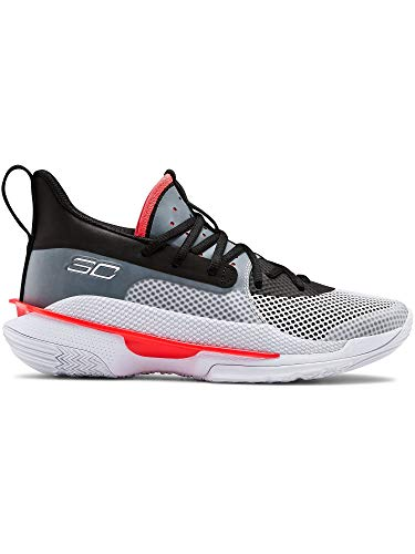 Under Armour - Zapatillas de baloncesto Curry 7', color gris