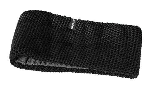 Schöffel Damen Konstanz Stirnband, Black, One Size