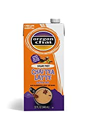 CAFFEINE FREE CHAI: Chai cravings don't stand a chance against these containers of chai concentrate! Makes mug after mug of warming, spiced black tea latte that you can mix up in an instant and enjoy any time, with steamed milk, or with cold milk ove...