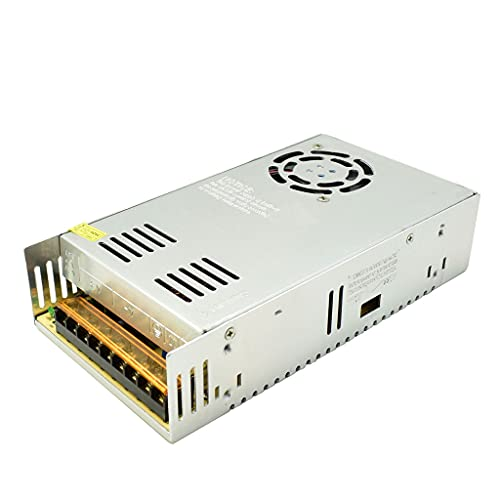 Baiyouli LED Interruttore di Alimentazione Trasformatore di Tensione AC 110/220V a DC 12V 30A 360W per Striscia LED Telecamera di Sorveglianza