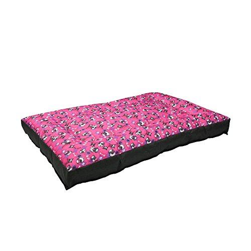 Cama Para Perro Grande Rosa marca Fancy Pets