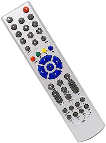 Ersatz Fernbedienung für Technisat TS 103 TS 103B Receiver Fernseher TV Remote Control Neu