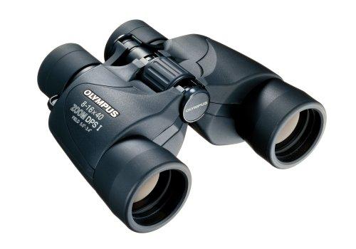 Olympus 8-16x40 DPS-I - Prismáticos, Zoom óptico 8-16x, Negro