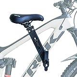 SHOTGUN Asiento infantil para bicicletas de montaña | Asientos delanteros para niños de 2 a 5...