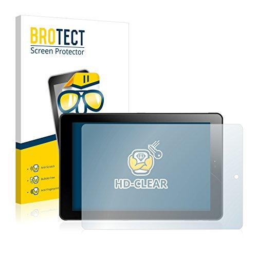 BROTECT Schutzfolie kompatibel mit Odys Windesk 9 Plus 3G V2 (2 Stück) klare Bildschirmschutz-Folie