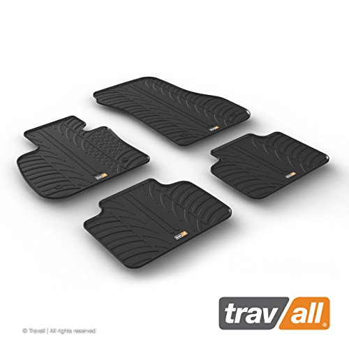 Travall Mats Gummifußmatten TRM1278 – Allwettermatten Nach Maß Fussmatten Set