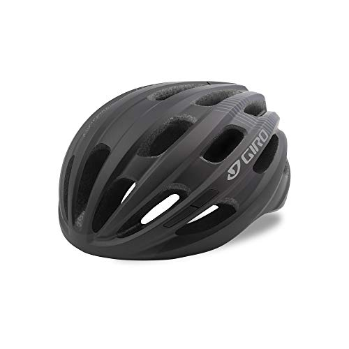 Giro Unisex's Isode Cycling Helmet, Matt Black, Unisize (54-61 cm)