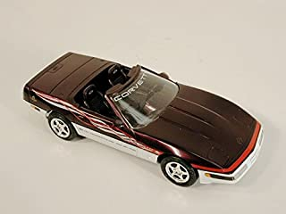 Corvette Promo Model Indy 500 Pace Car Dark Purple & White 1995