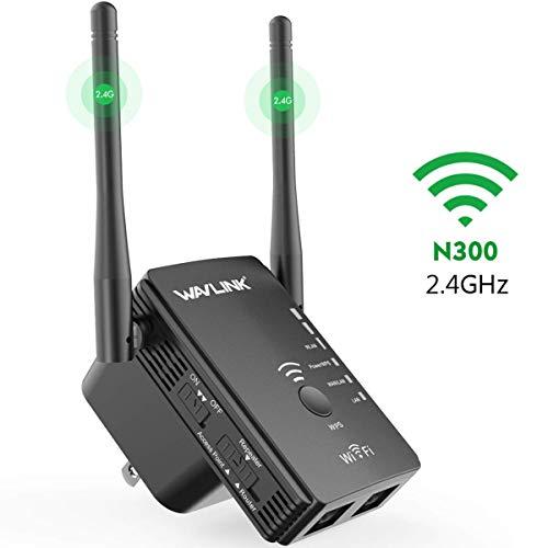 WAVLINK N300 Repetidor WiFi,Extensor de Red/Modo Punto de Ac