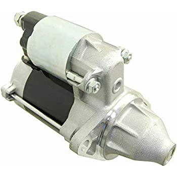 Motor de arranque para John Deere Gator bomardier saratosa Kawasaki motor 12 voltios