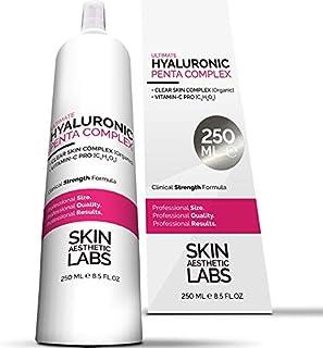 250 ml Hyaluronsäure Serum Konzentrat TESTSIEGER 2021* • 5-fach Hyaluron •..