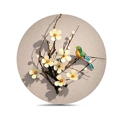 DUOWEI Plant Flower Ornaments