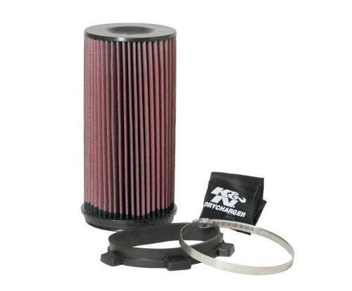 55-1000 K&N Overdekte montage OFF-ROAD; AIR FILTER KIT; (UMP AIR BOX W/3