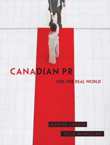 Canadian PR for the Real World
