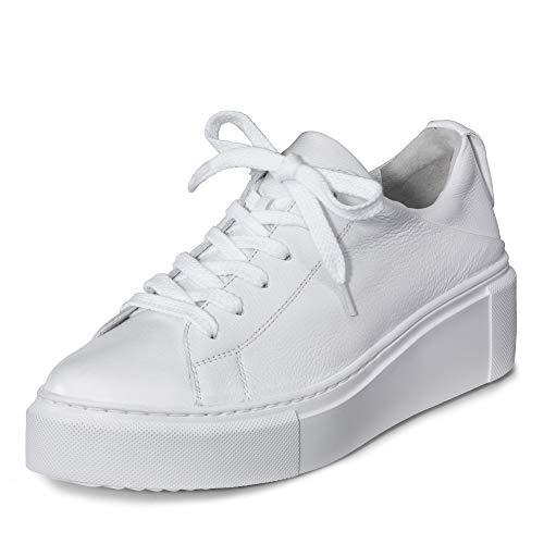 Paul Green 4836 Damen Sneakers, 40 EU, Weiß