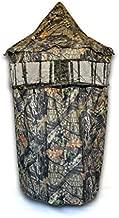 Cooper Hunting 2020 Chameleon + Gun Blind & TM100 Tree Mount, Mossy Oak (Breakup)