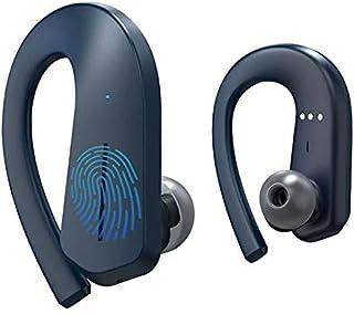 Fone de Ouvido Bluetooth 5.0 GGMM T1 a prova de água para práticas esportivas