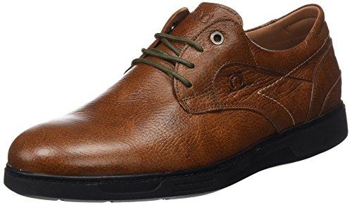 Coronel Tapiocca FL, Zapatos de Cordones Brogue Hombre, Marrón (Cuero), 41 EU