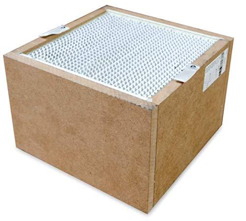 Kemper Ersatzfilter für Lötrauchabsaugung 610 x 610 x 292 mm 1090004 Arbeitsplatzausstattung Absauganlagen Zubehör