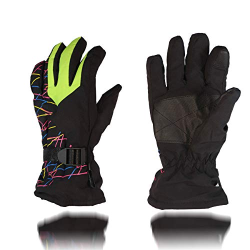 Ski Gloves Breathable Snowboard Gloves,Warm Winter...