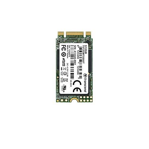 Transcend 業務用/産業用 組込向け M.2 2242 SSD 512GB SATA3 6Gb/s 3D TLC NAND採用 高耐久 3年保証 TS512...