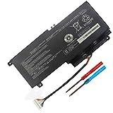 Yongerwy PA5107U-1BRS Laptop Battery for Toshiba Satellite L40d L45 L50 L55a L55d L55 P55 P55t S55 S55t L55-a5226 L55-a5284 L55t-a5290 P55t-a5116 P55t-a5118 P55t-a5202 P55-a5312 S55-a5295