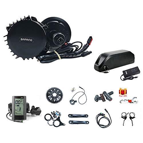 Bafang BBS03 / BBSHD 48 V 1000 W Mid Drive Motor Elektrische Fahrrad Kit 8 Fun BBSHD Fahrrad Motor …