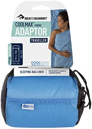 Top 10 Best silk sleeping bag liners for travel Reviews