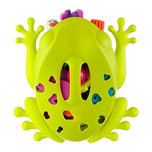 Boon Frog Pod Bath Toy Scoop, Green by Boon [並行輸入品]