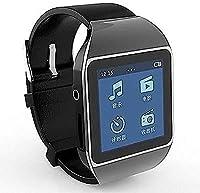 「Origin」 タッチパネル スマートウォッチICレコーダー音楽プレーヤー デジタル腕時計 ボイスレコーダー 内臓メモリ8GB   Bluetooth搭載 FM 電子書 マルチ機能腕時計 UWATCH367G8BK ブラック