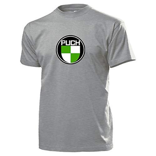 Copytec Escudo Puch de admitidas Oldtimer Emblema Fan Austria Bicicleta Moto Auto Graz–Camiseta # 13448