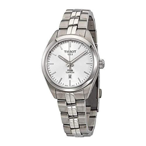 Tissot Damen-Armbanduhr PR 100 Titan Lady T101.210.44.031.00